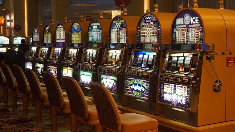 Hotel & casino de Borgata em Atlantic City, New-jersey imagens de stock