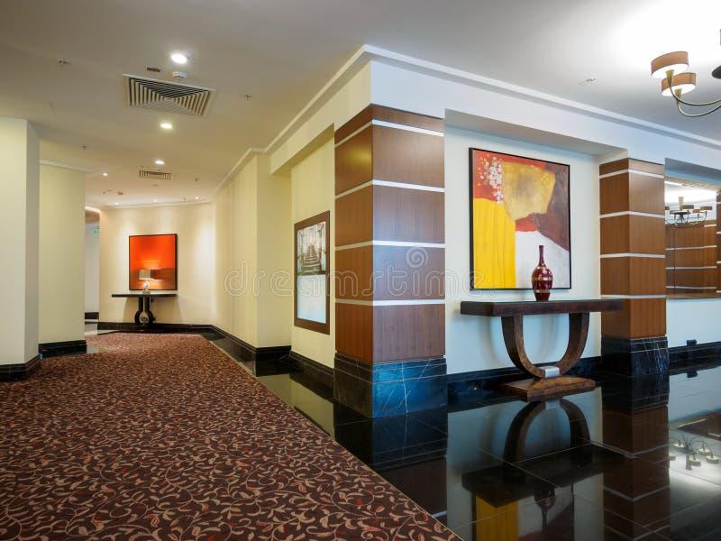 Hotel Corintia w Petersburgu, Rosja obraz stock
