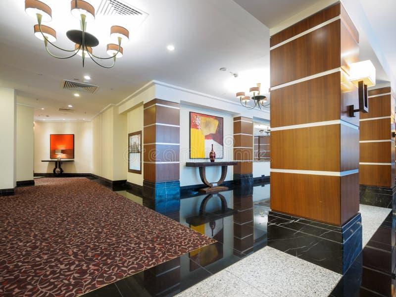 Hotel Corintia w Petersburgu, Rosja zdjęcia stock