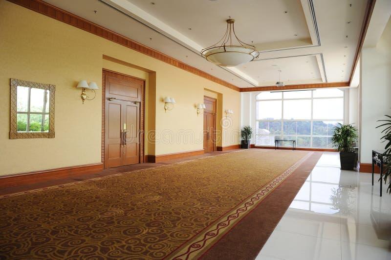 Download Hotel corridor stock image. Image of corridor, ceiling - 19842513
