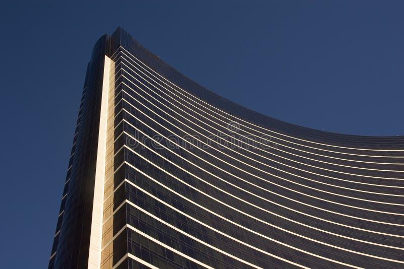 Download Hotel curvilineo immagine editoriale. Immagine di rotondo - 3876115