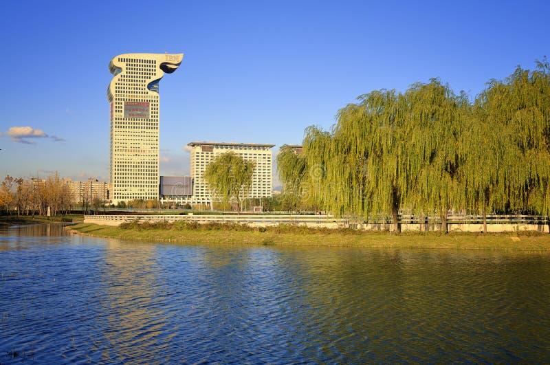 Download Hotel Da Plaza De Beijing Pangu No Parque Olímpico Imagem Editorial - Imagem de moderno, parque: 16864010