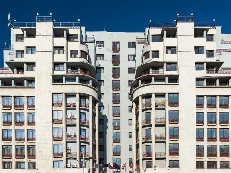Hotel de Ambasador em Bucareste fotos de stock