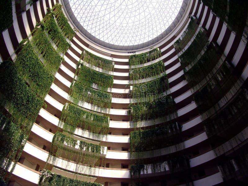 Download Hotel de Cancun foto de stock. Imagem de plantas, curso - 106304