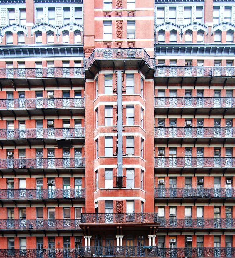 Hotel de Chelsea fotos de archivo libres de regalías