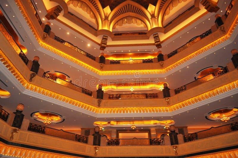 Hotel de Jumeirah imagem de stock