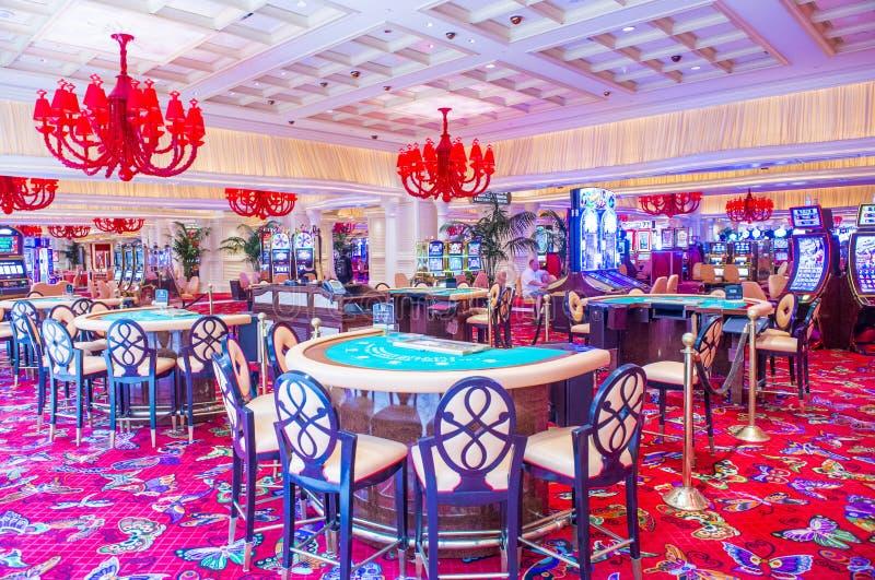 Hotel de la repetición de Las Vegas imagenes de archivo