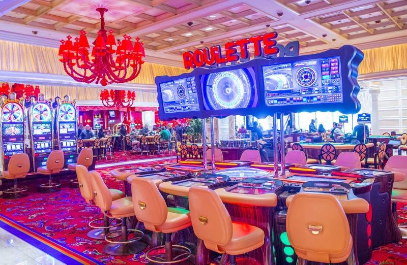 Hotel de la repetición de Las Vegas fotos de archivo libres de regalías
