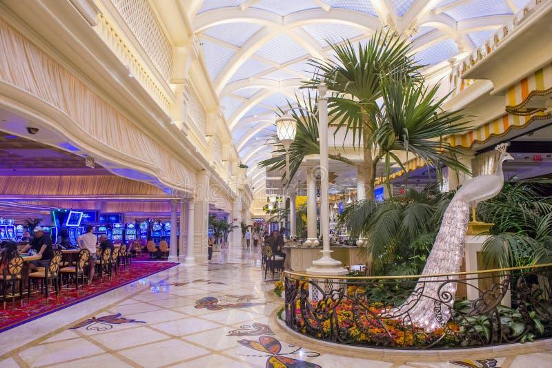 Hotel de la repetición de Las Vegas fotografía de archivo
