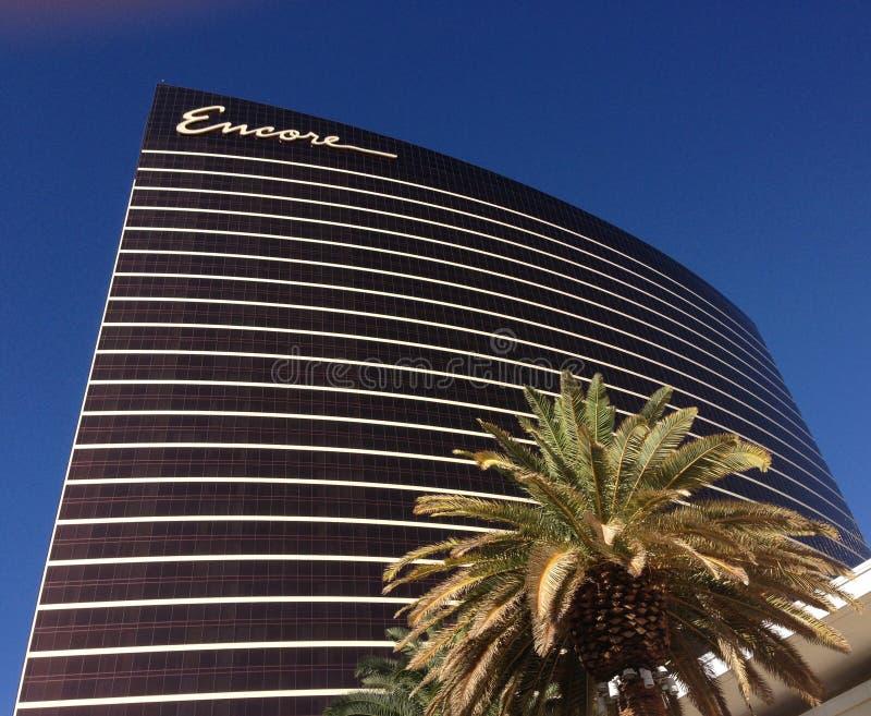 Hotel de la repetición, Las Vegas foto de archivo libre de regalías