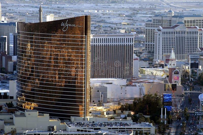 Hotel de Las Vegas imagen de archivo libre de regalías