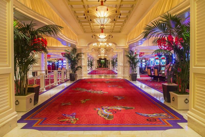 Hotel de Las Vegas Wynn imágenes de archivo libres de regalías
