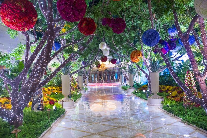 Hotel de Las Vegas Wynn foto de stock