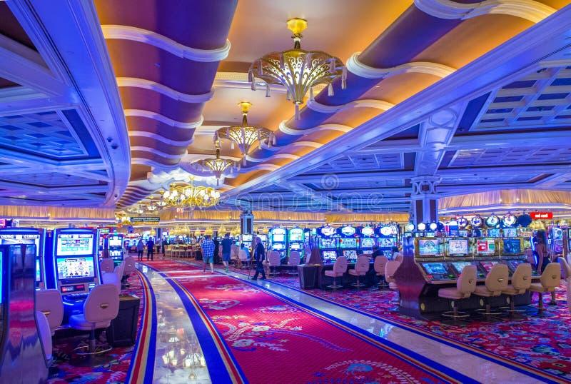 Hotel de Las Vegas Wynn fotos de archivo
