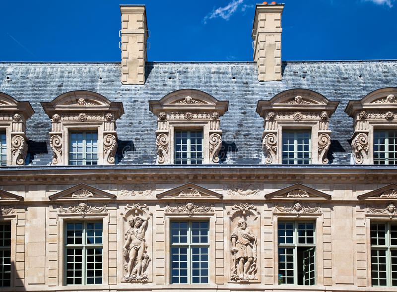 Download Hotel De Sully Paris France Stock Photo - Image: 22258748