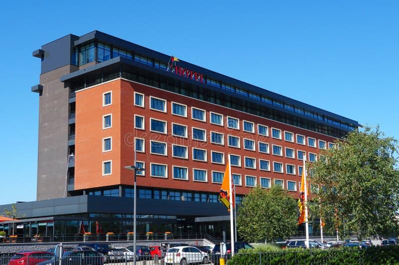 Hotel de Van der Valk en los Países Bajos fotos de archivo libres de regalías