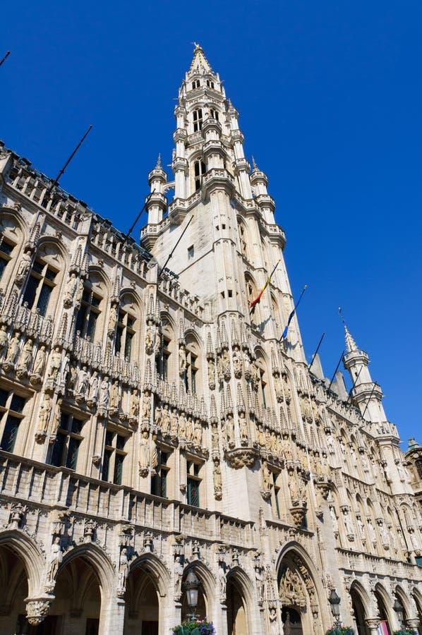 Download Hotel De Ville (City Hall) Of Brussels, Belgium Stock Image - Image: 25438427
