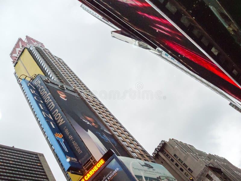 Hotel de W New York imagens de stock
