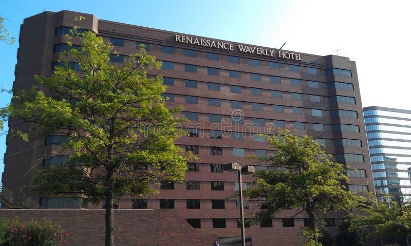 Hotel de Waverly del renacimiento imagen de archivo