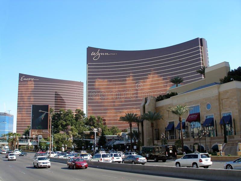 Hotel de Wynn, Las Vegas fotos de archivo
