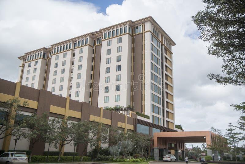 HOTEL DEL CASINÒ DELLA CAMBOGIA ANLONG VENG CHOAM immagini stock libere da diritti