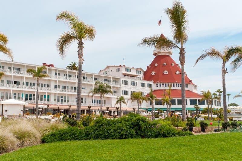Download Hotel del Coronado stock image. Image of vacation, diego - 28299301