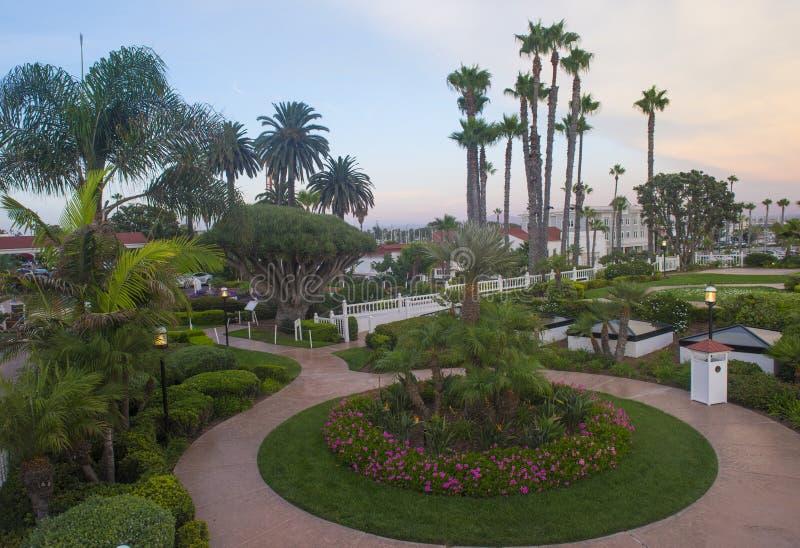 Hotel Del Coronado imagen de archivo libre de regalías