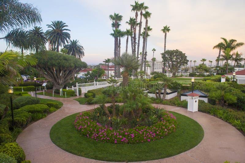 Hotel Del Coronado stock photos