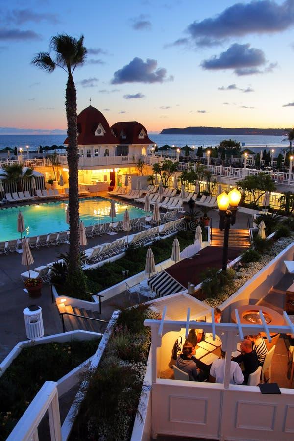Hotel Del Coronado, San Diego Editorial Stock Image