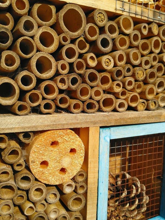Hotel del insecto imágenes de archivo libres de regalías