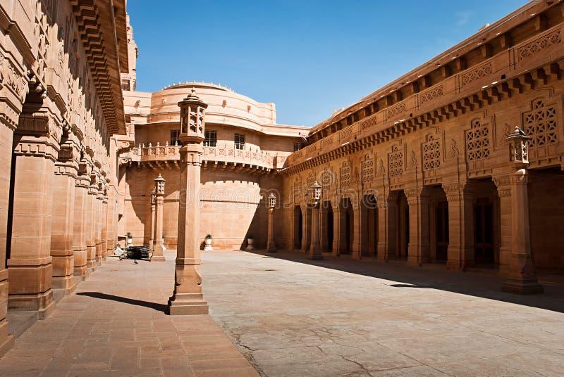Download Hotel Del Palacio De Umaid Bhawan En Jodhpur, La India Foto de archivo - Imagen de ciudad, ladrillo: 41920118