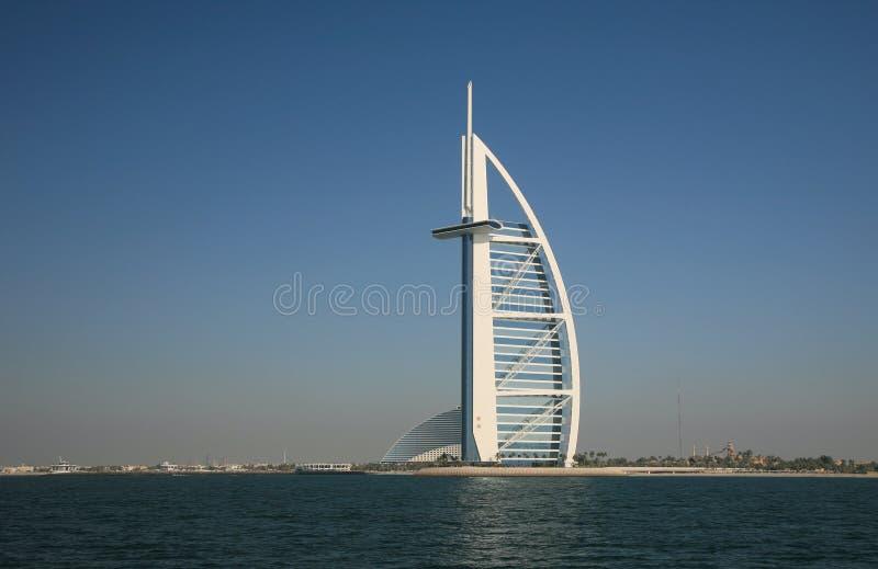 Hotel dell'Arabo di Burj immagini stock