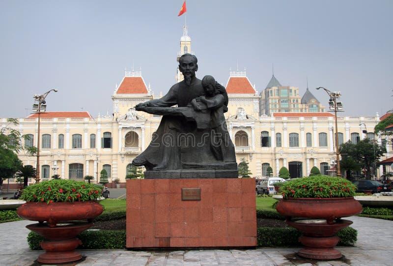 Hotel DeVille - Saigon lizenzfreies stockfoto
