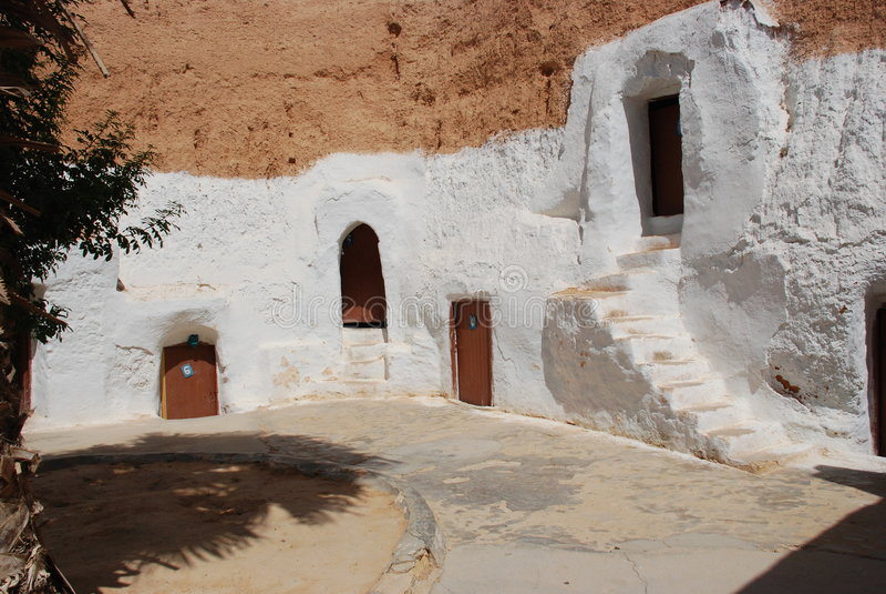 Hotel di Berberian fotografia stock libera da diritti
