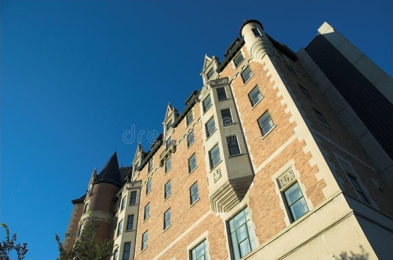 Download Hotel di Bessborough immagine stock. Immagine di prairie - 3882535