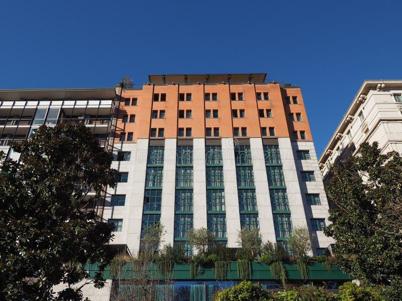 Hotel di Milano dei Di di Duca a Milano immagine stock libera da diritti