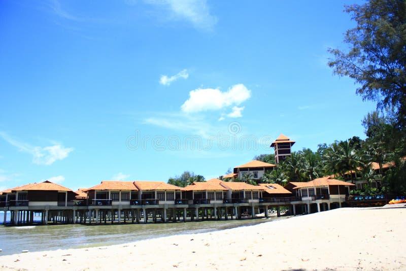 Hotel di vacanza immagine stock