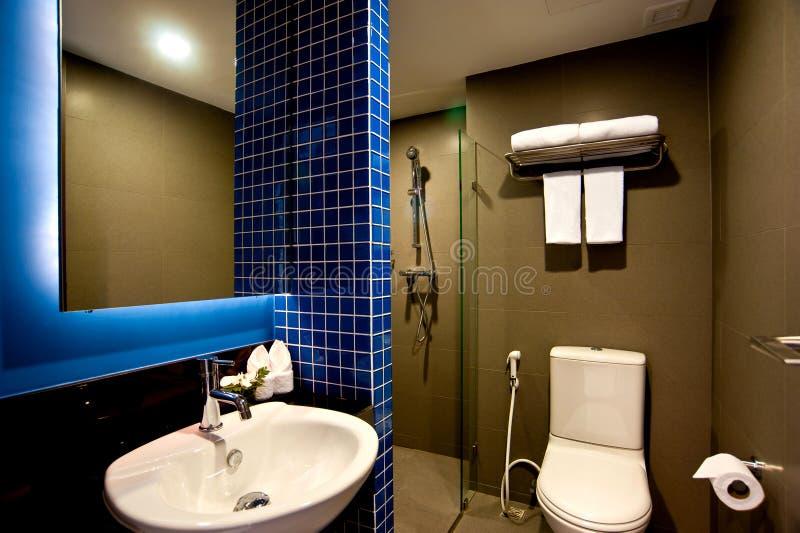 Hotel do banheiro imagens de stock royalty free