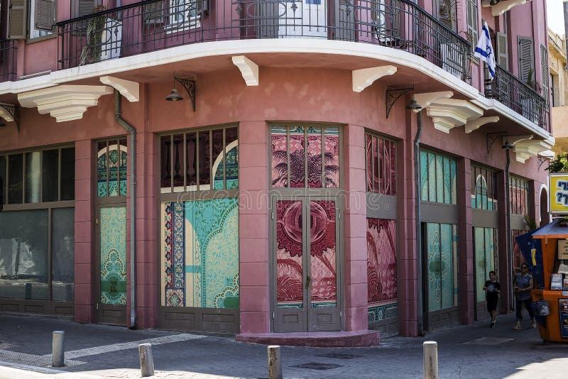 Hotel do estilo oriental foto de stock royalty free
