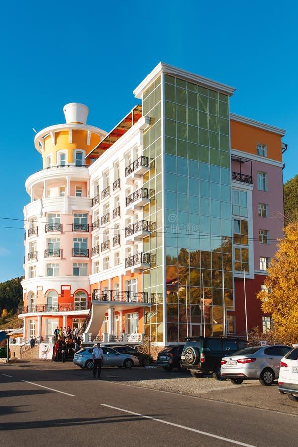 Hotel do farol foto de stock royalty free