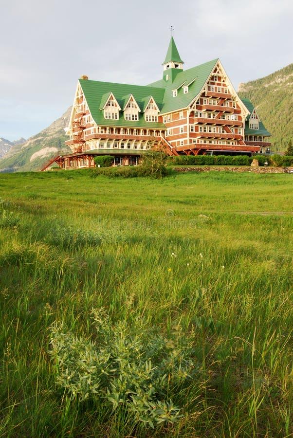 Hotel do Principe de Gales no prado foto de stock royalty free