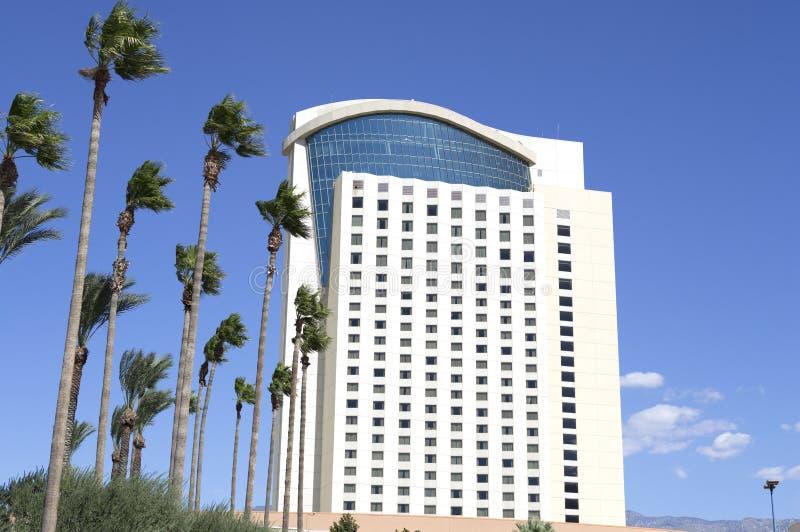 Hotel e casinò di Morongo fotografia stock