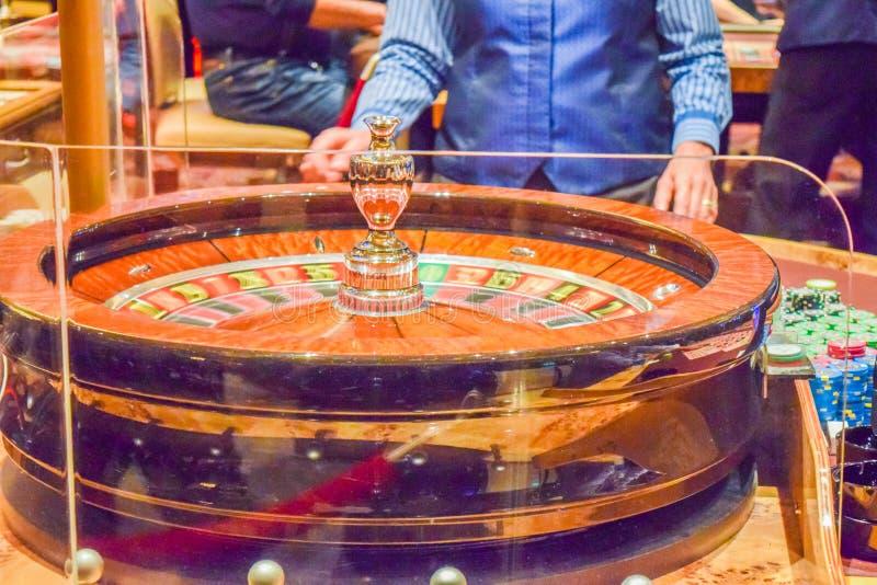 Hotel e casino de Bellagio imagens de stock royalty free