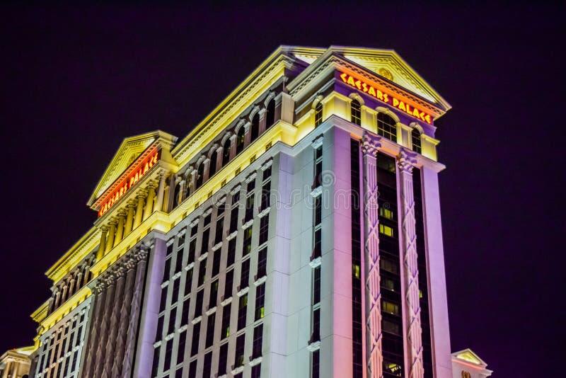 Hotel e casino de Bellagio imagem de stock royalty free