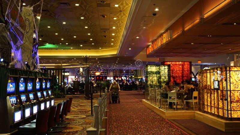 Hotel e casino de Mgm Grand em Las Vegas fotografia de stock royalty free