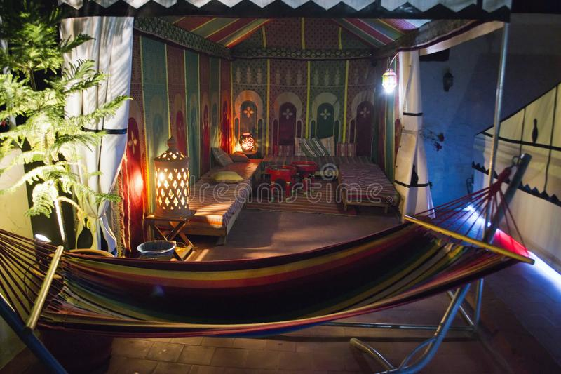 Hotel em Rabat imagens de stock royalty free