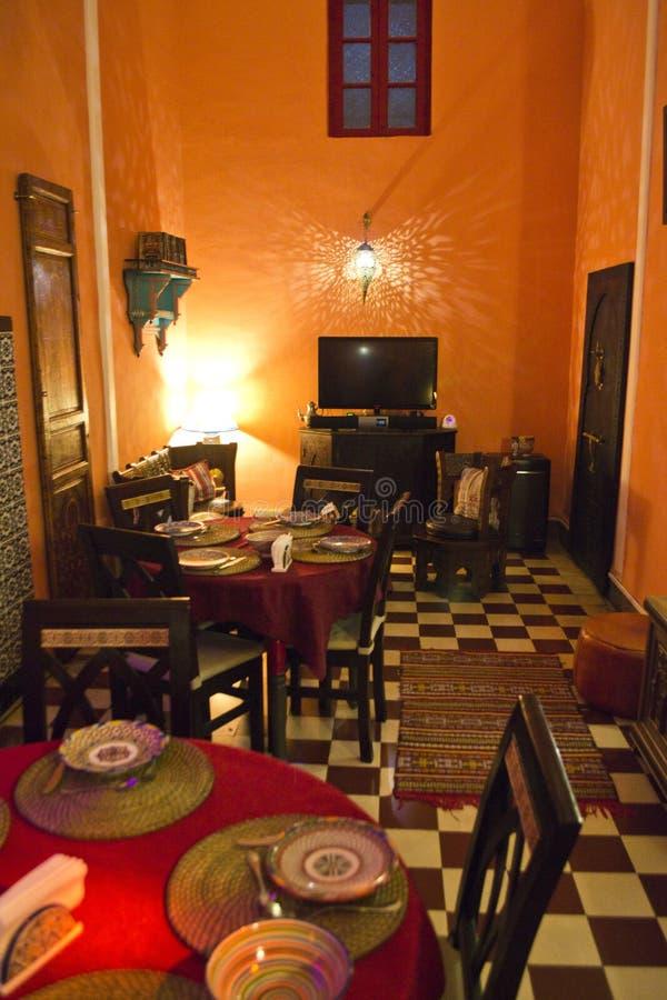 Hotel em Rabat fotografia de stock royalty free