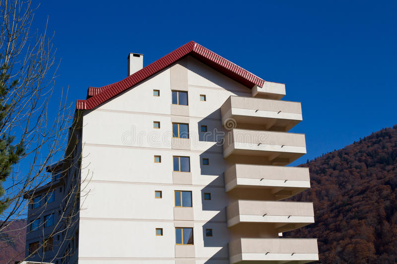 Download Hotel exterior stock photo. Image of exterior, vacations - 22271198