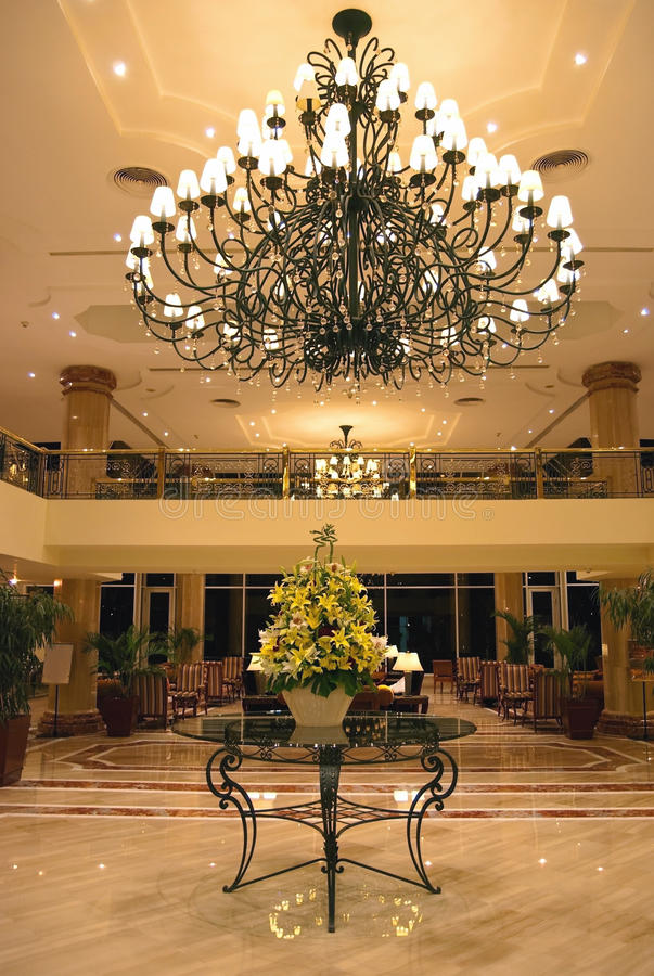 Hotel Foyer Decor : Hotel foyer royalty free stock photo image