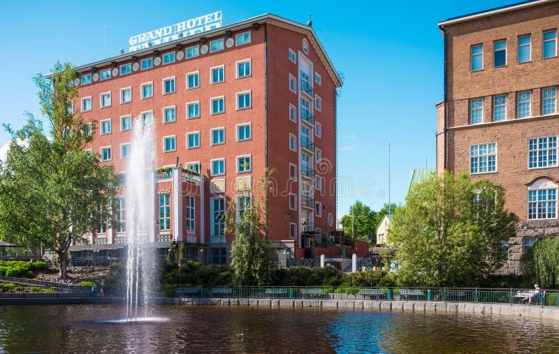 Hotel grande Tammer fotos de stock royalty free